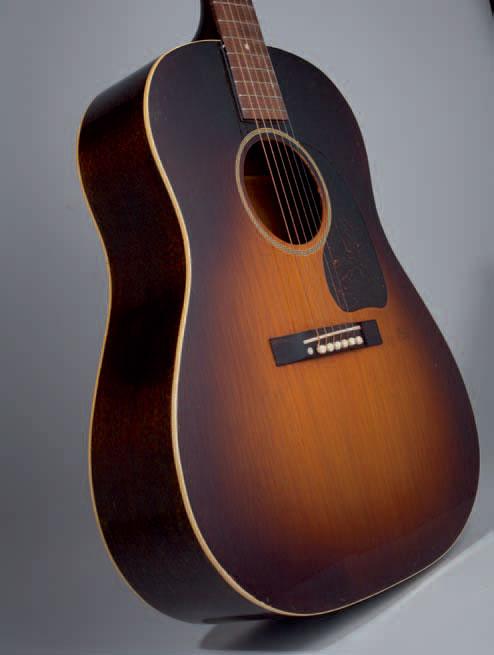 Feature Article #3 - The 'War Era' c 1943 Gibson Banner J-45