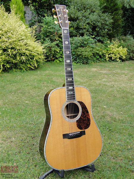 2000 c f martin d 45 martin vintage guitars. Black Bedroom Furniture Sets. Home Design Ideas