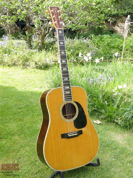 1981 c f martin d 45 martin vintage guitars. Black Bedroom Furniture Sets. Home Design Ideas